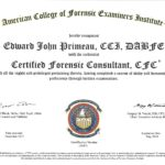Meet Edward Primeau, CCI, CFC