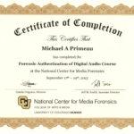 Meet Michael Primeau, BSAET, FVT